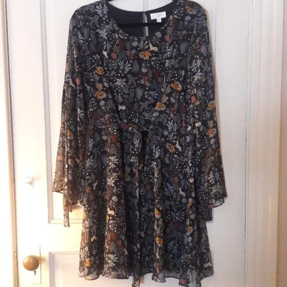 33f923baf4b3 LC Lauren Conrad Dresses | Unicorn Patterned Dress | Poshmark